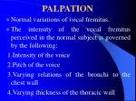 palpation54