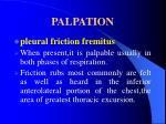 palpation59