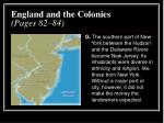 england and the colonies pages 82 846