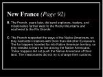 new france page 921