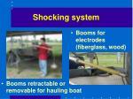 shocking system