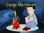 camp ida haven