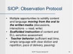 siop observation protocol16