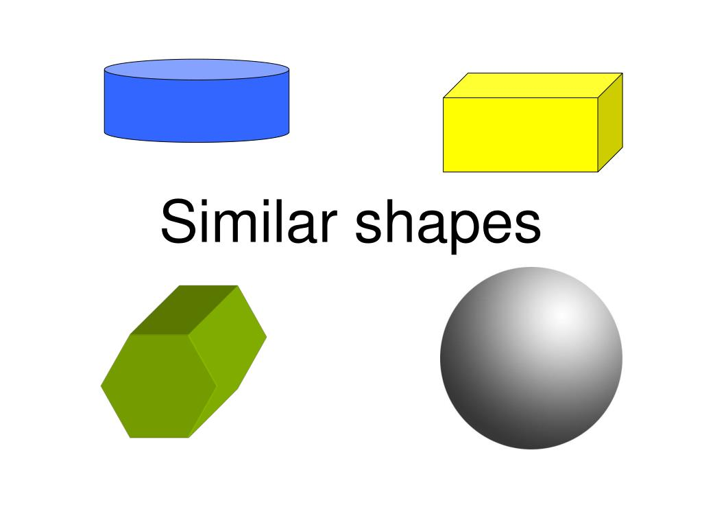 similar shapes l.