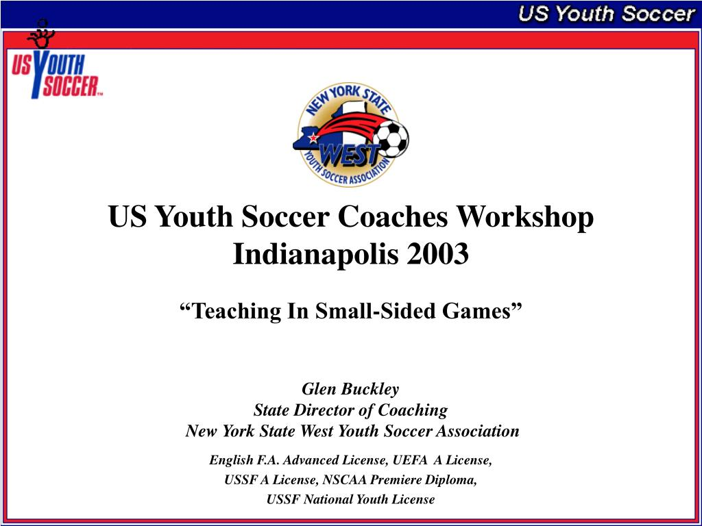 teaching in small sided games l.