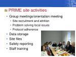 prime site activities16