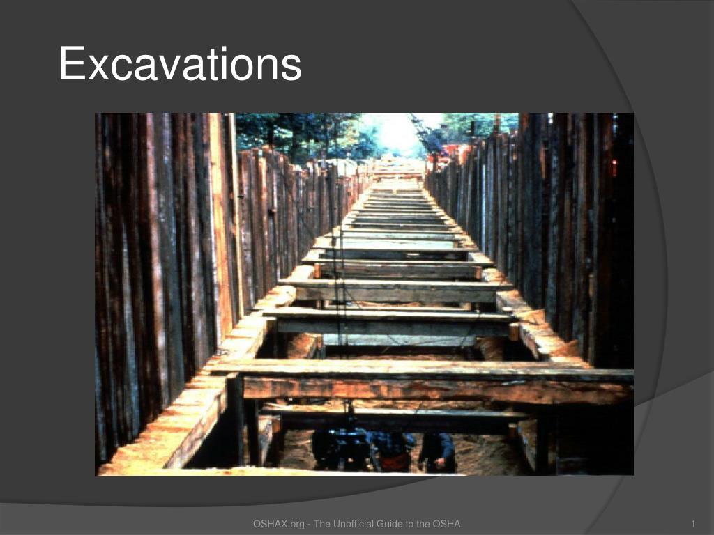 excavations l.