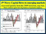 4 th wave capital flows to emerging markets