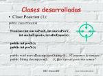 clases desarrolladas11