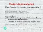 clases desarrolladas12