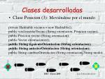 clases desarrolladas13