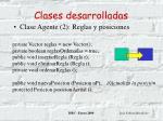 clases desarrolladas16