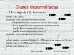 clases desarrolladas17