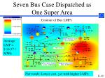 seven bus case dispatched as one super area