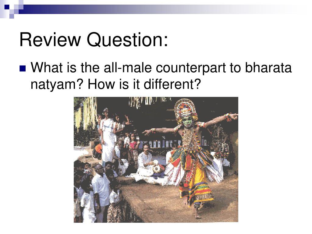 Review Question: