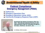 federal compliance10