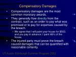compensatory damages