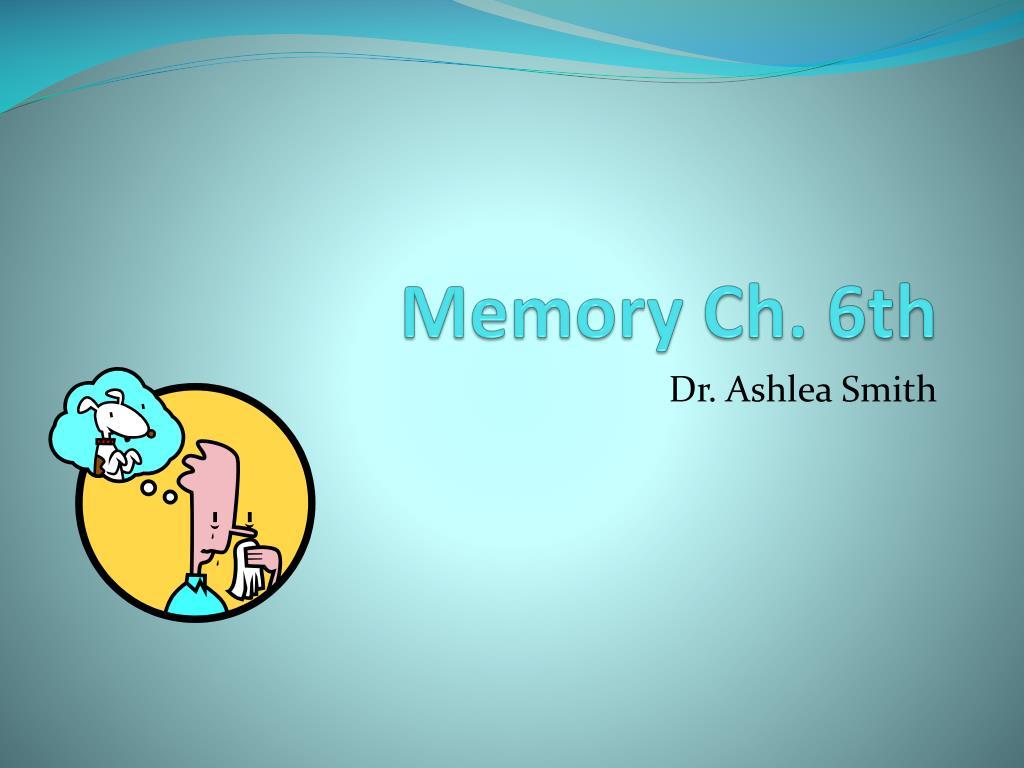 memory ch 6th l.