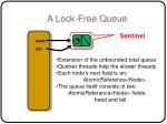 a lock free queue