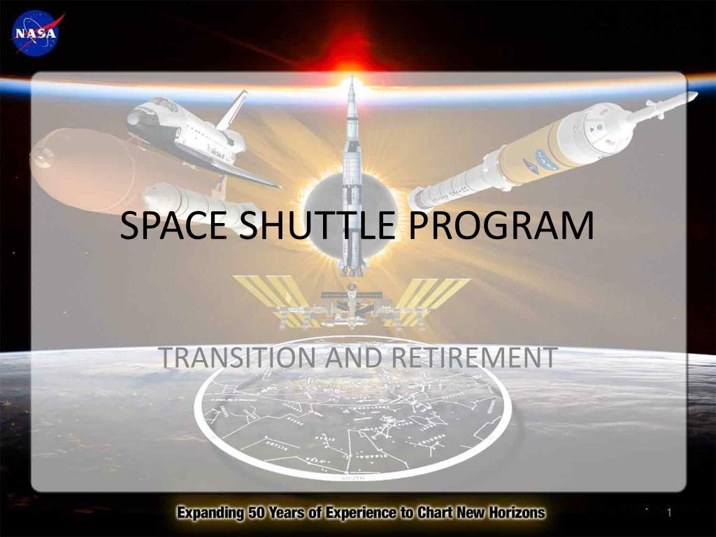 space shuttle program l.