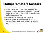 multiparameters sensors