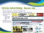 online advertising banner ads