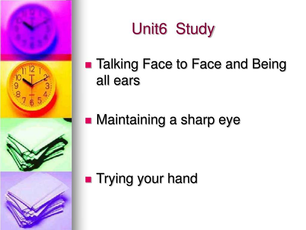 unit6 study l.