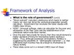 framework of analysis10