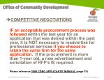 competitive negotiations1
