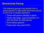 biventricular pacing24