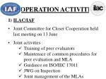 cooperation activities