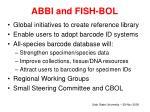 abbi and fish bol