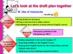 let s look at the draft plan together23