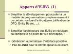 apports d ejb3 1