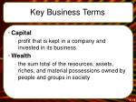 key business terms7