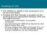 funding 2 10