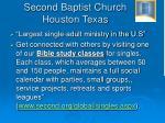 second baptist church houston texas14