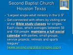 second baptist church houston texas15