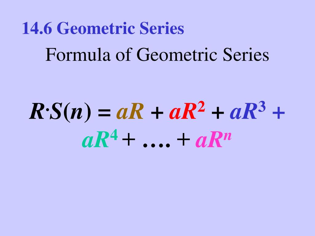 PPT - Arithmetic and Geometric Sequences and their Summation