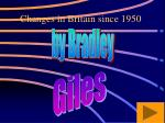 changes in britain since 1950