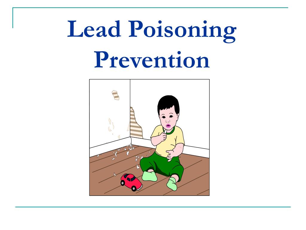 lead poisoning prevention l.