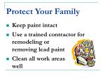 protect your family11