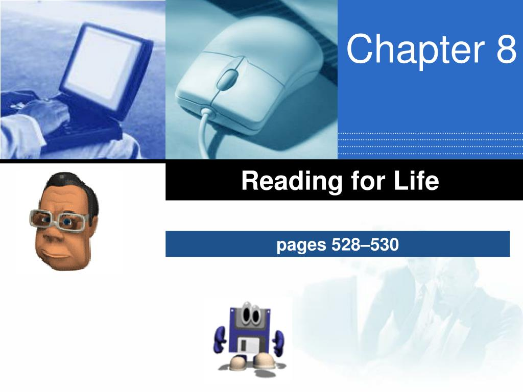 reading for life l.