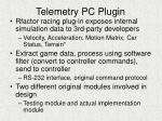 telemetry pc plugin