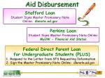 aid disbursement25