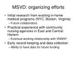 msvd organizing efforts4