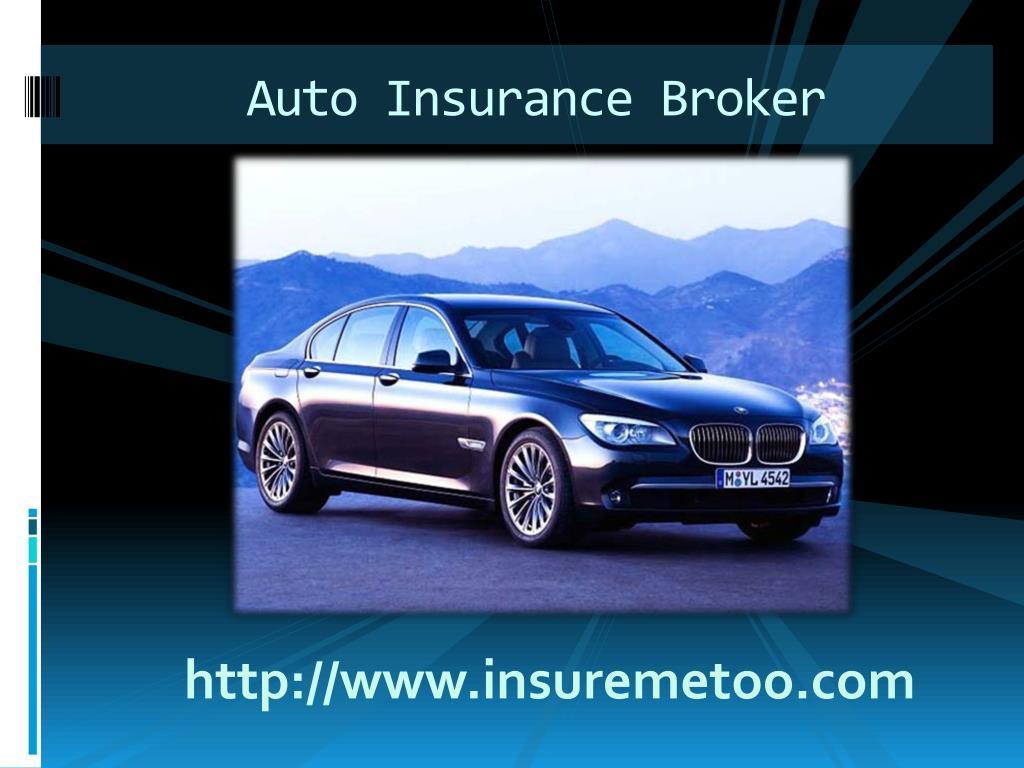 auto insurance broker l.