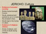 jericho culture