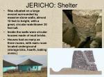 jericho shelter