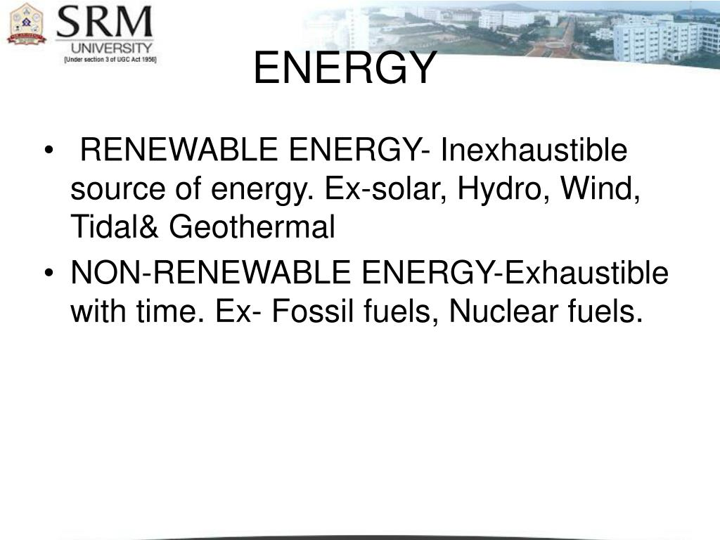 energy l.